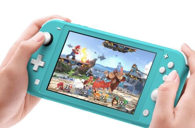 La Nintendo Switch Lite moins chère que l'originale estdispo en précommande !