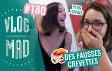VlogMad n°172 — Un massage en baskets ?