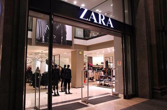 Zara s'engage pour une fabrication plus responsable