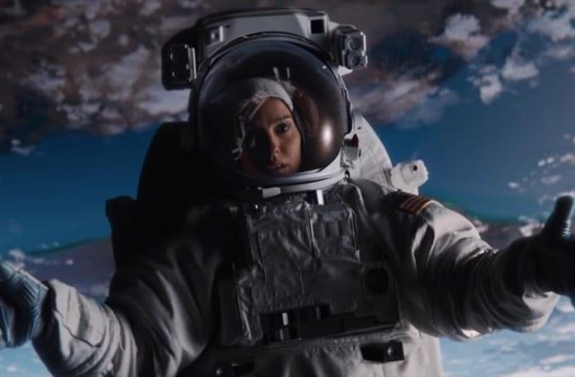 Natalie Portman a le mal de l'espace dans Lucy in The Sky