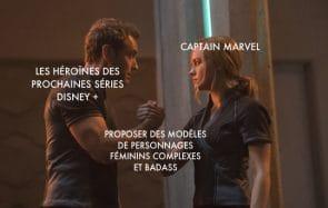 Après Captain Marvel, Disney accueille deux nouvelles superhéroïnes !