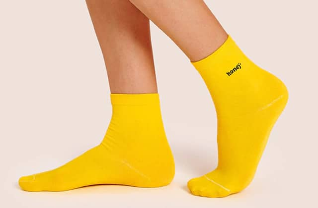 10 paires de jolies chaussettes à motif minuscule