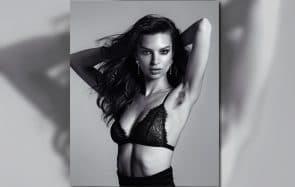 Être une femme sexy et féministe selon Emily Ratajkowski