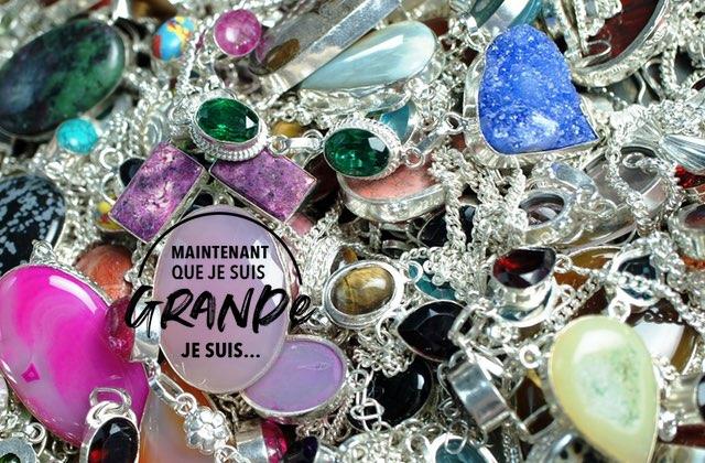 Fabriquer des bijoux à partir de pierres précieuses… C'est mon quotidien !