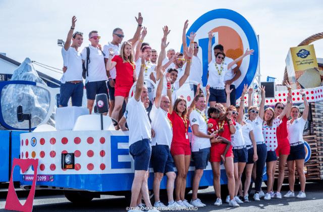 Et si ton job de l'été prochain était du côté du Tour de France?