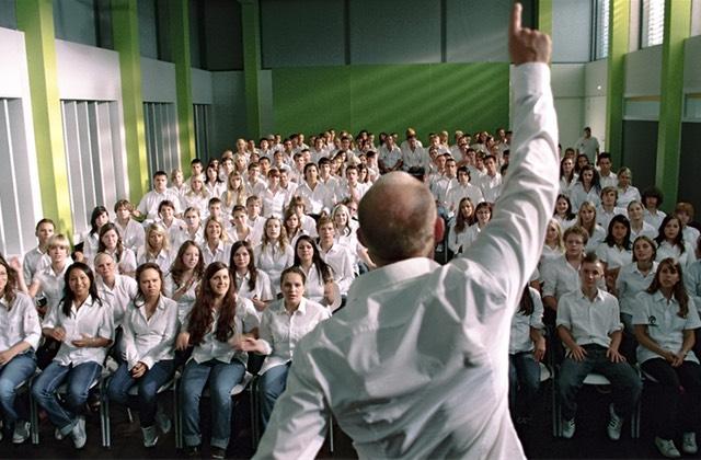 La Vague, le film allemand culte, sera bientôt une série Netflix
