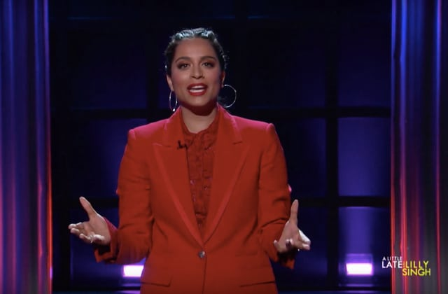Le Late Night Show de Lilly Singh a officellement débuté