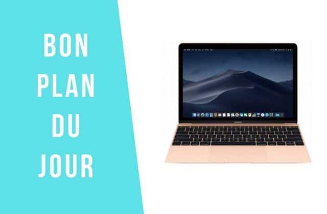 Bon plan du jour : -30% sur le MacBook 12″ !
