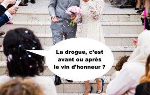 Comment ne pas t'emmerder à un mariage