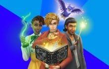 Le monde des sorciers s'invite dans les Sims 4