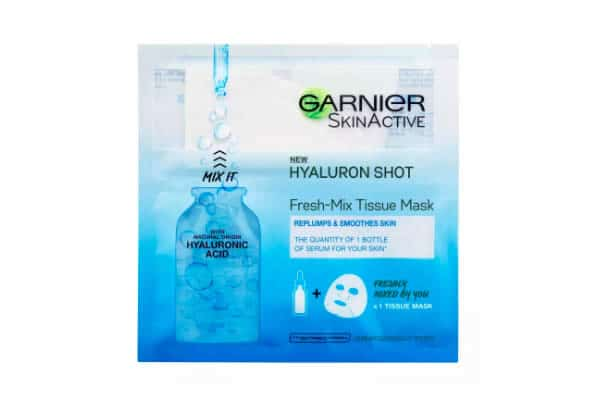 masque garnier acide hyaluronique