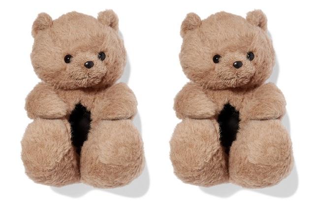 L'ours en peluche est l'accessoire tendance de la rentrée