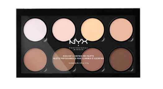 NYX palette contouring