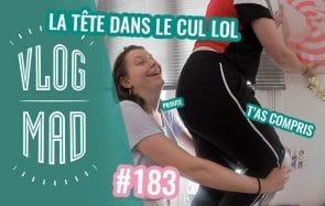VlogMad n°183 avec un marteau dedans