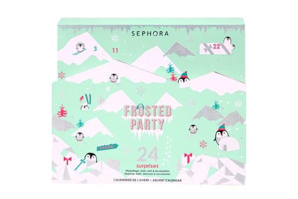 calendrier de l'avent Sephora