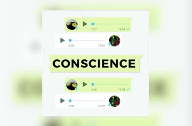 Conscience, le premier podcast épistolaire audio de Marion Séclin et Nathalie Sejean