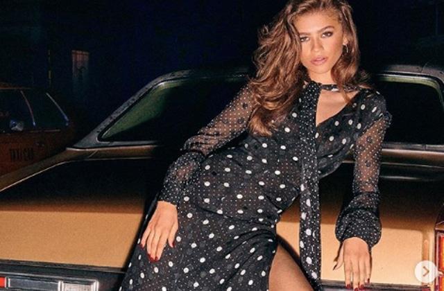 Les actrices d'Euphoria étaient les plus stylées à la Fashion Week de New York