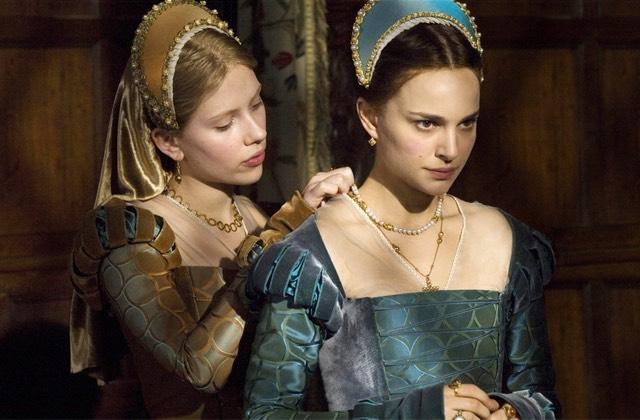 3 films d'époque, en costumes, avec des femmes courageuses