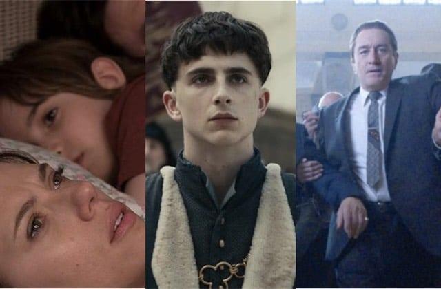 Quels films Netflix ont leur chance aux Oscars ?