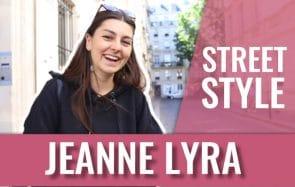 Jeanne Lyra rend hommage à sa grand-mère chaque jour