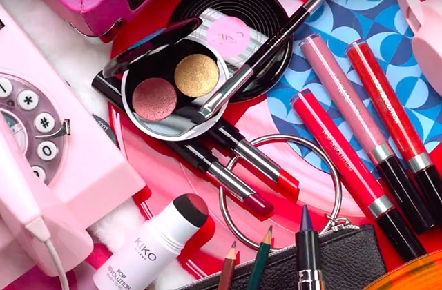 La collection Pop Revolution de Kiko mise sur le maquillage intemporel
