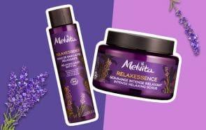 gamme Relaxessence Melvita