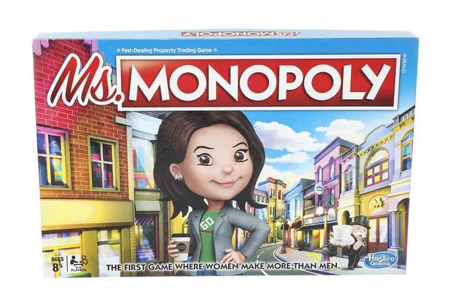 Ms. Monopoly, un jeu «pour femmes» ou un Monopoly féministe?