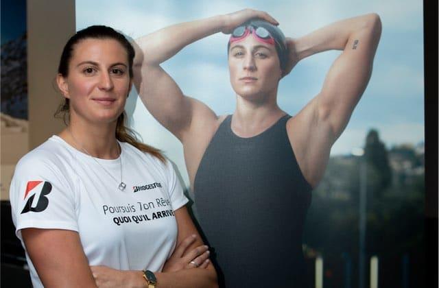 Être une winneuse, ça se travaille : rencontre avec une nageuse olympique