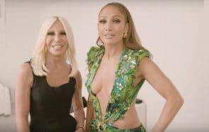 Cette robe portée par Jennifer Lopez est à l'origine de Google Images