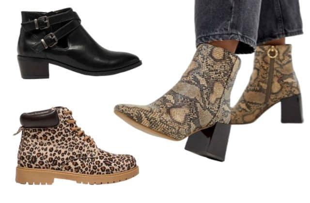 Sélection de 12 paires de boots et bottines pour l'automne !