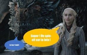 Un spin-off de Game of Thrones sur les Targaryen se prépare