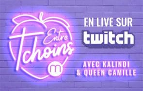 Queen Camille et Kalindi lancent leur émission live:Entre Tchoins!
