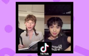 Cette romance lesbienne cartonne sur Tik Tok