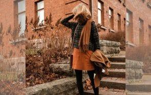 Adopte le total look automne grâce à ces conseils
