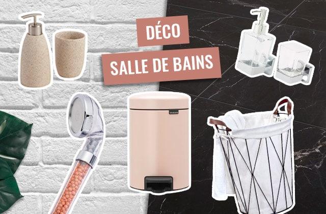 2 inspirations pour (re)décorer ta salle de bains