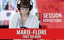 Alone With Everybody joue « Drown Myself in Sorrow » en acoustique