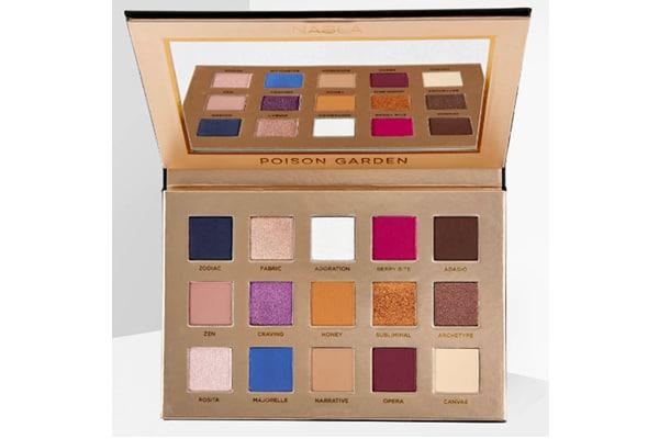nabla cosmetics palette