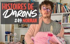 Norman, jeune papa, se livre pour la première fois sur sa paternité