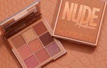mini palettes Huda Beauty Nude Obsessions
