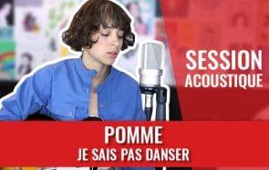 Pomme chante « Je sais pas danser », extrait de son nouvel album à venir