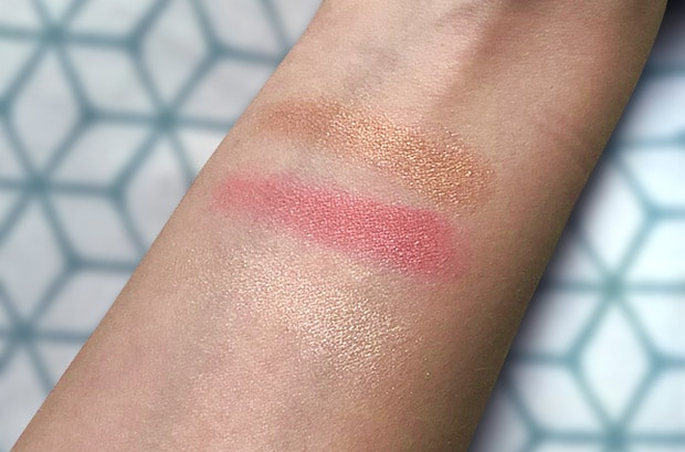 swatch watermelon palette
