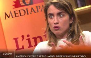 Adèle Haenel porte plainte contre Christophe Ruggia