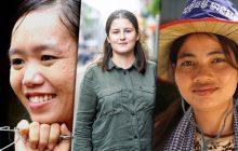 Ces militantes qu'Amnesty International a aidées, libérées, soutenues…