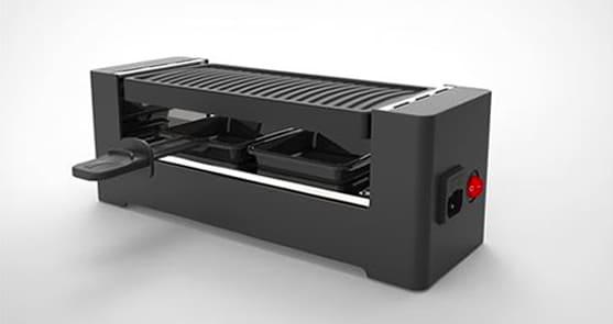 appareil à raclette proline