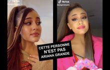 Ariana Grande a un sosie EXACT et c'est aussi flippant que fascinant