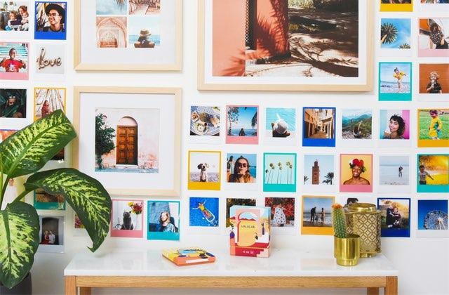 Magnets, calendriers, cadres… Imprime & personnalise tes photos pour Noël!