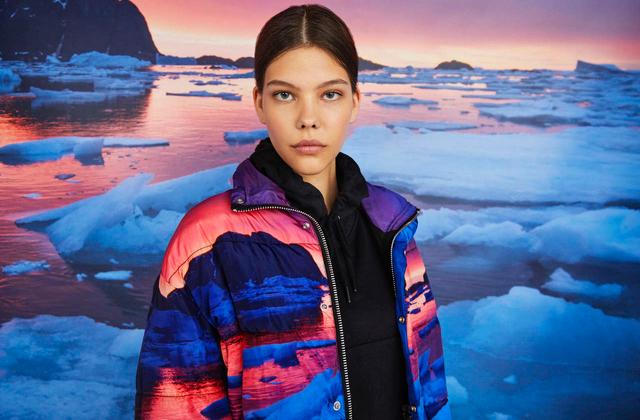 La collection Bershka x Nat Geo te réchauffe pendant la vague de froid