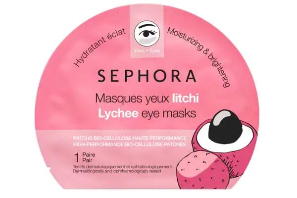 masque yeux sephora litchi