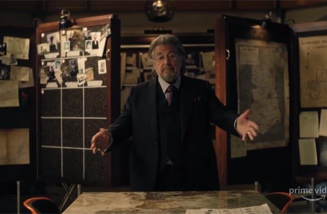 Hunters, la série dans laquelle Al Pacino traque des nazis