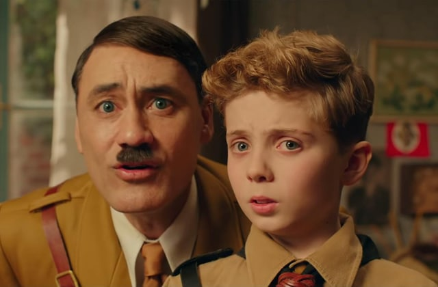 Jojo Rabbit, une comédie prometteuse… avec Hitler